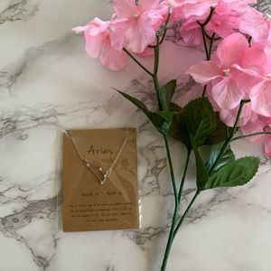 Jewelry - Aries Constellation Necklace